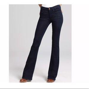 Anthropologie MiH jeans skinny marrakesh flare